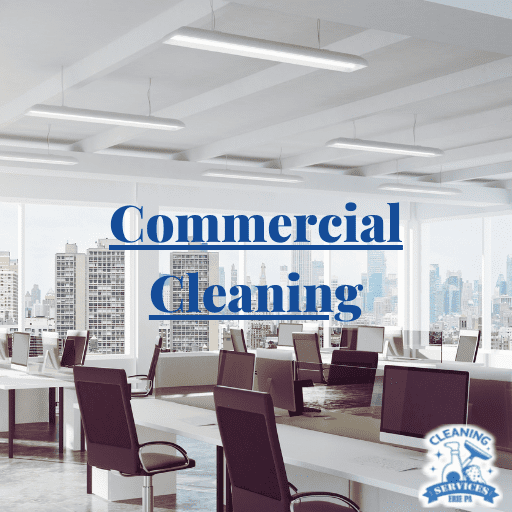 Commercial Cleaning Erie Pa